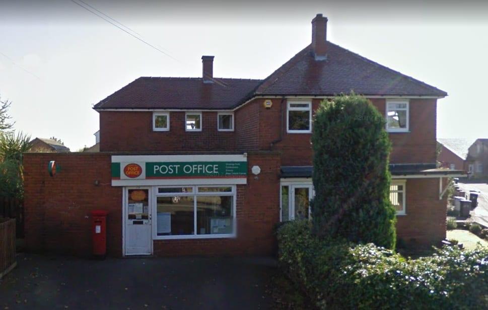 Thornhill Edge Post Office
