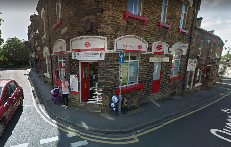 Horbury Post Office