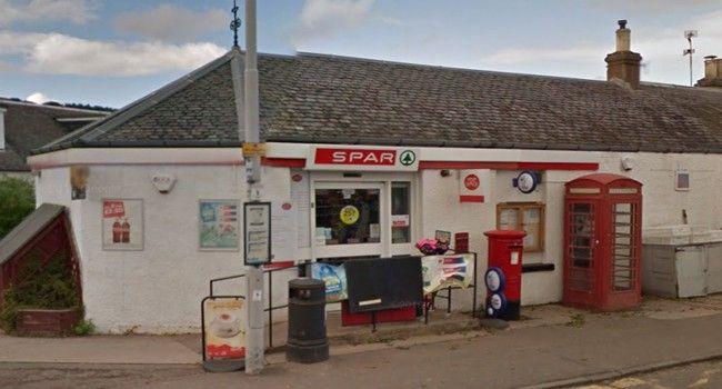 Balmullo Post Office