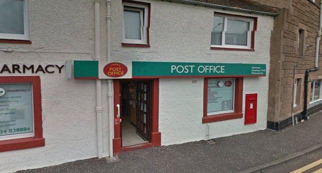 Leuchars Post Office