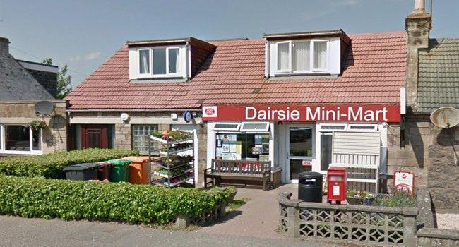 Dairsie Post Office
