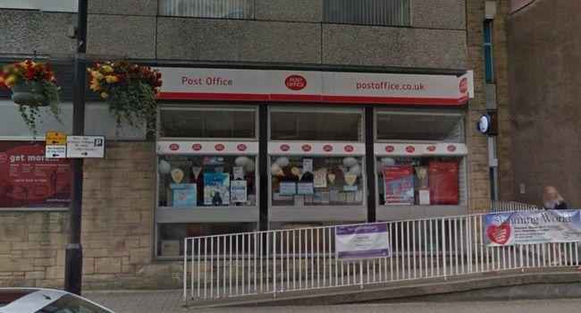 Cupar Post Office