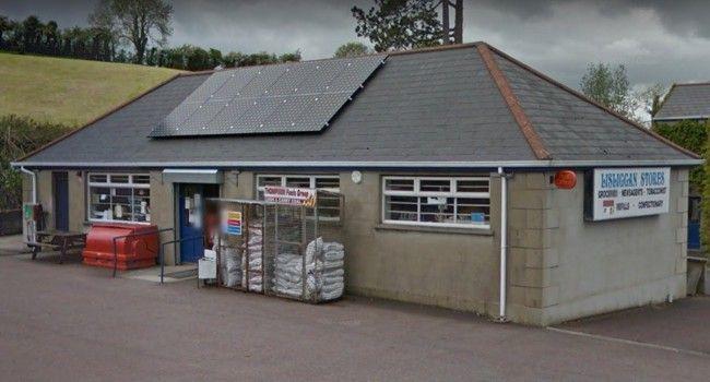 Annaclone Post Office