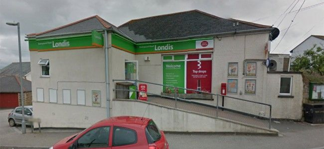 Grampound Road Post Office