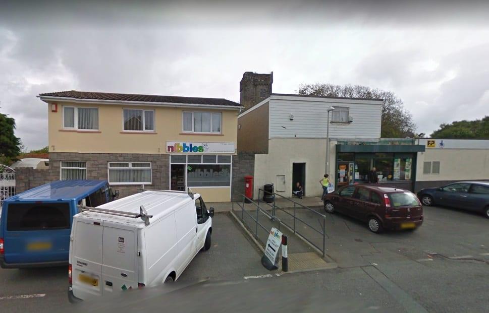Hakin Post Office