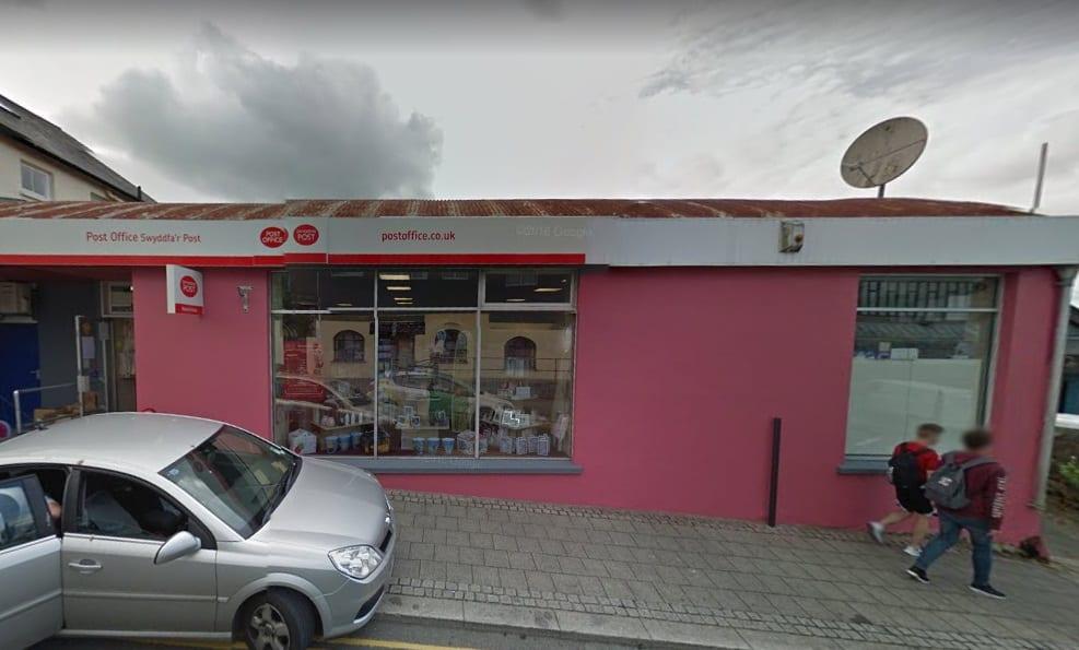 Pembroke Dock Post Office