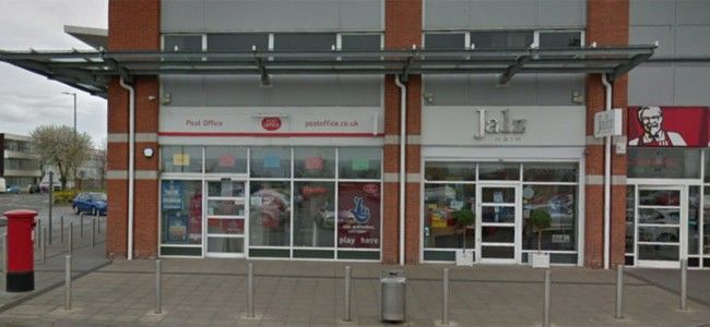 Thornaby Post Office