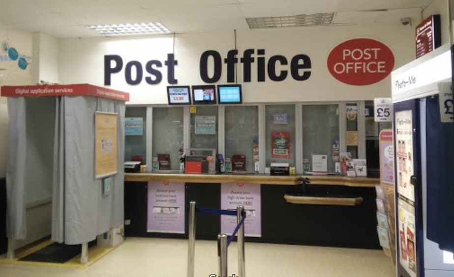 Stocksbridge Post Office