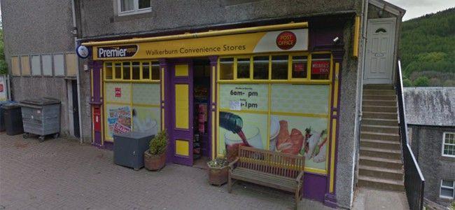 Walkerburn Post Office