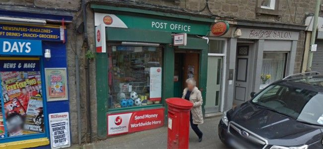 Blackness Road Post Office