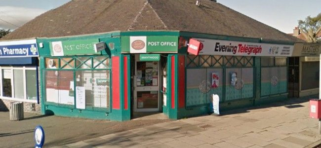 Brantwood Avenue Post Office