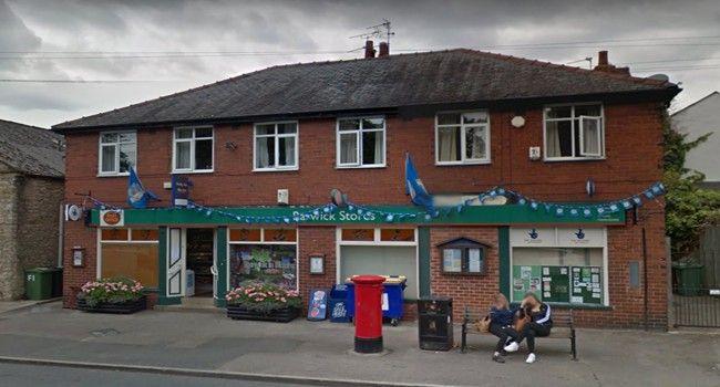 Barwick-in-Elmet Post Office