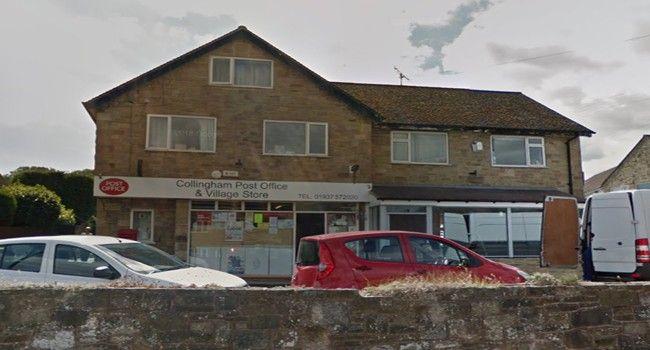 Collingham Post Office
