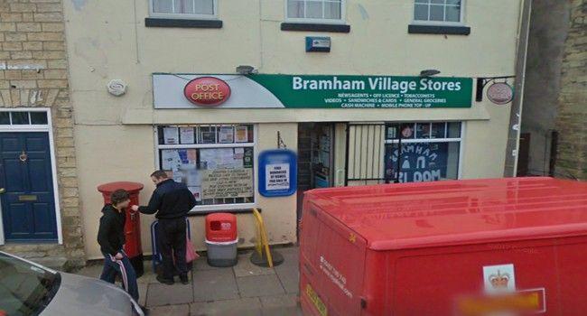 Bramham Post Office