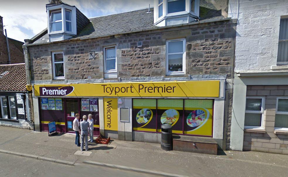 Tayport Post Office