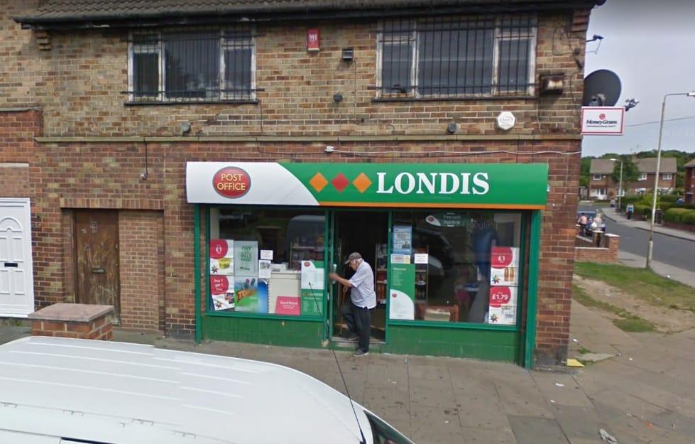 Fairfield Close Post Office
