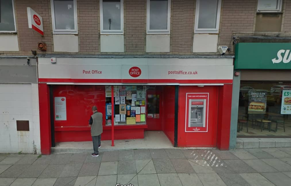Knottingley Post Office