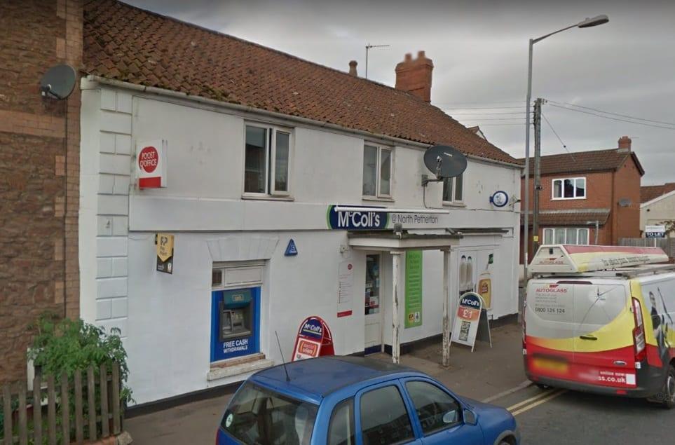 North Petherton Post Office