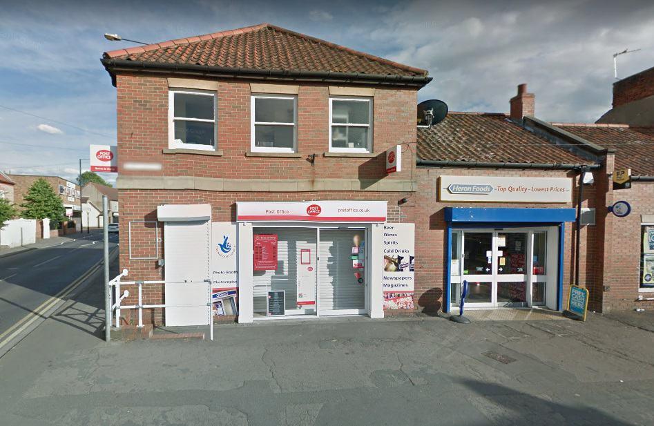 Thorne Post Office