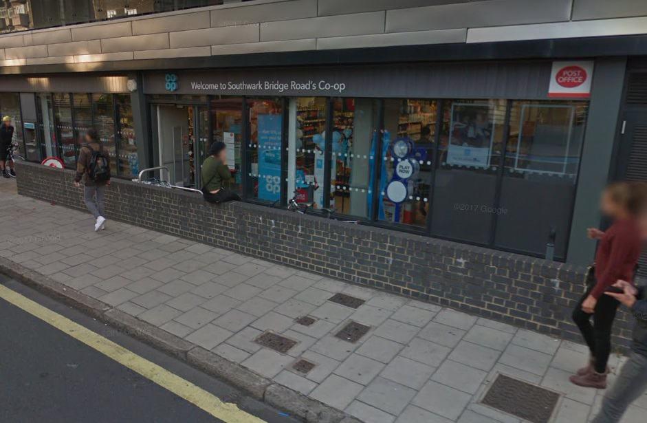 Southwark Post Office