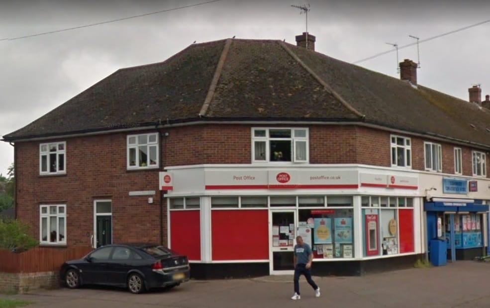 Tuckswood Post Office