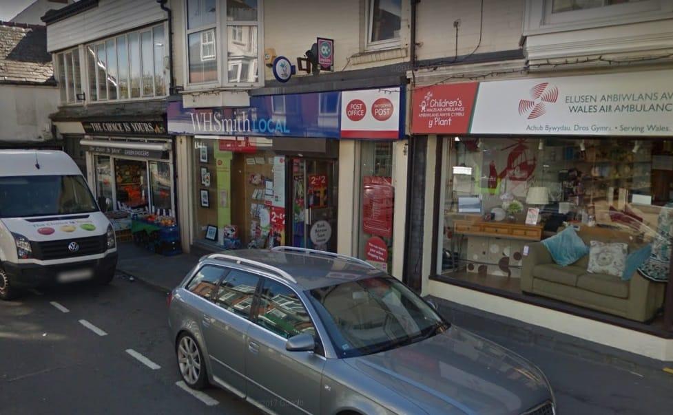 Mumbles Post Office