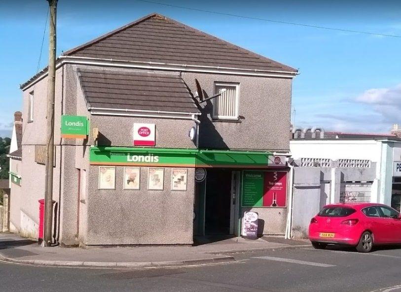 Penwerris Post Office