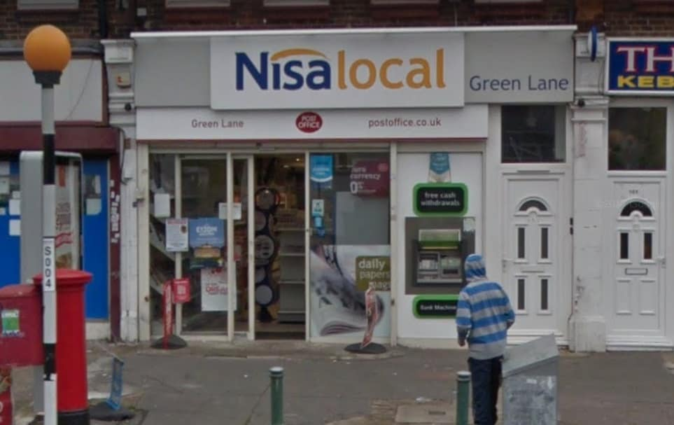 Green Lane Post Office