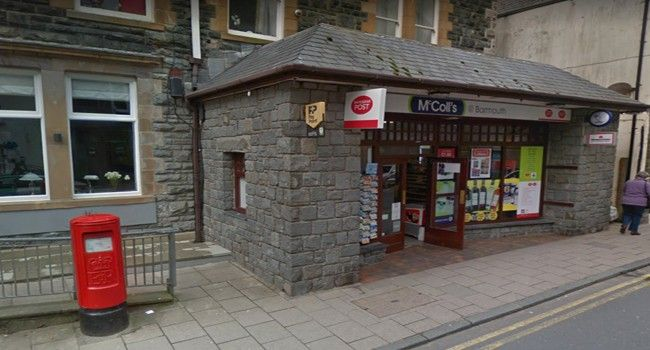 Barmouth Post Office