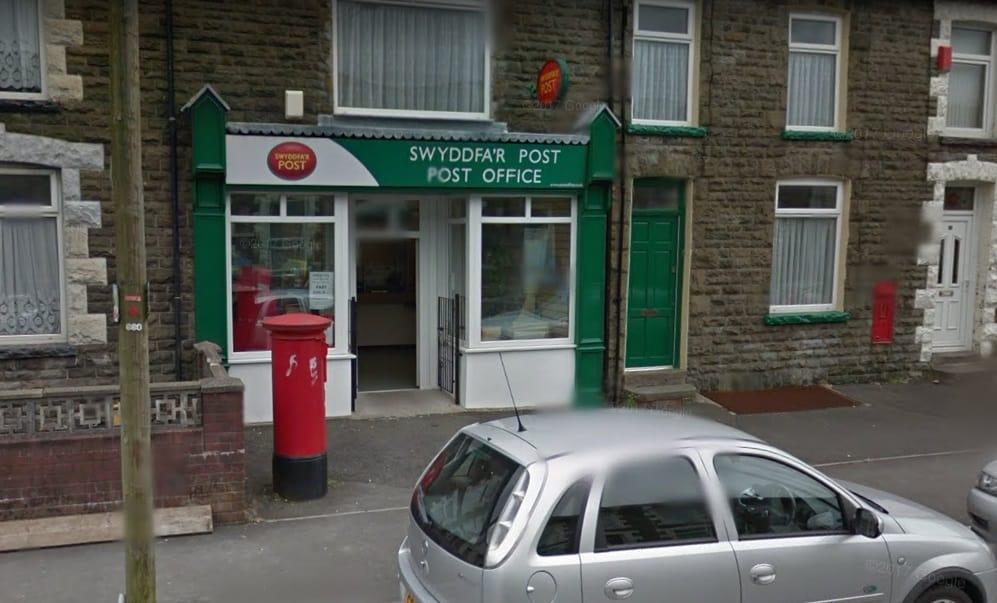 Gelli Post Office