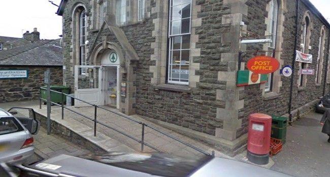 Dolgellau Post Office
