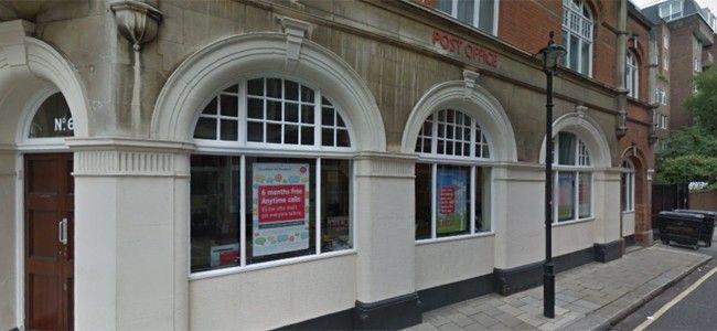 Eccleston Street Post Office