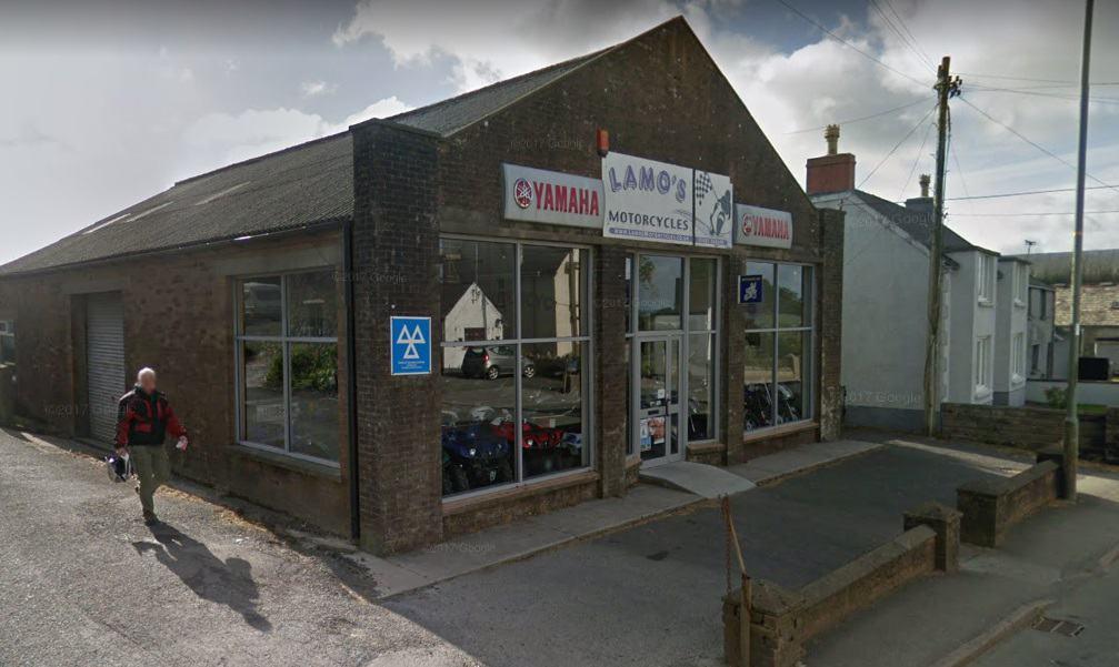 Llandissilio Mobile Service Post Office
