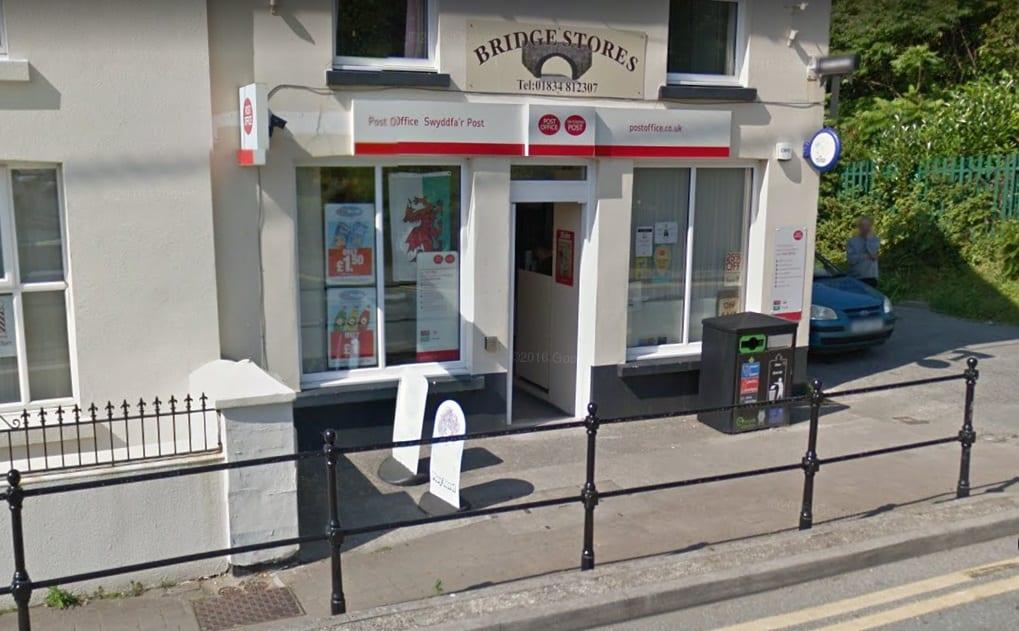 Kilgetty Post Office
