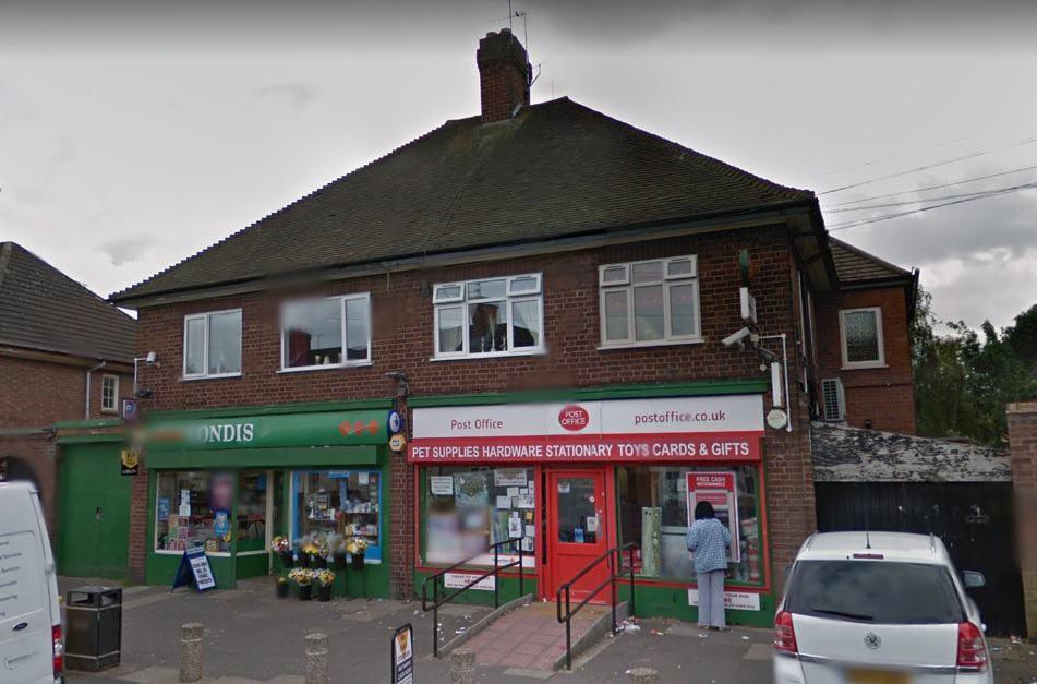 Aylmer Road Post Office