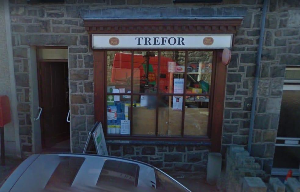 Trefor Post Office