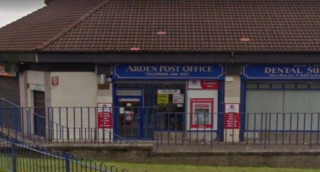 Arden Post Office