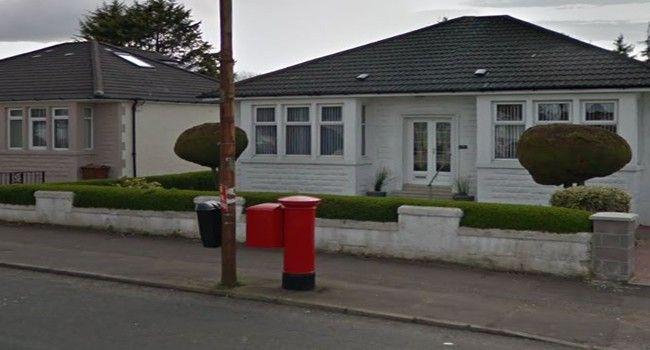 Barrhead Road Post Office