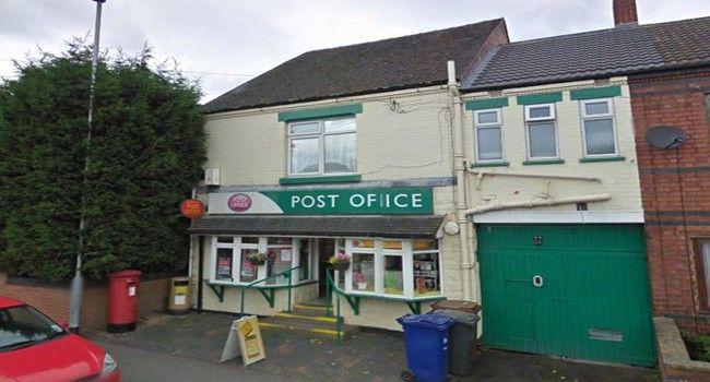 Branston Mobile Service Post Office