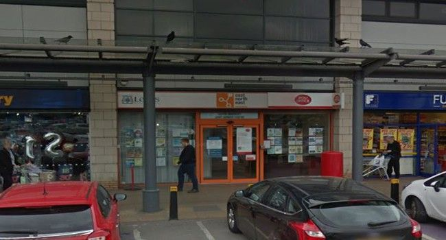 Seacroft Post Office