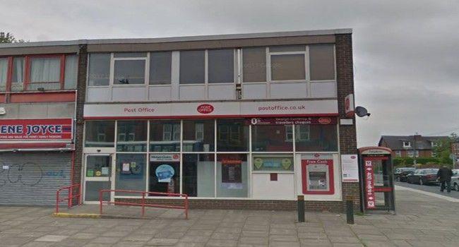 Crossgates Post Office
