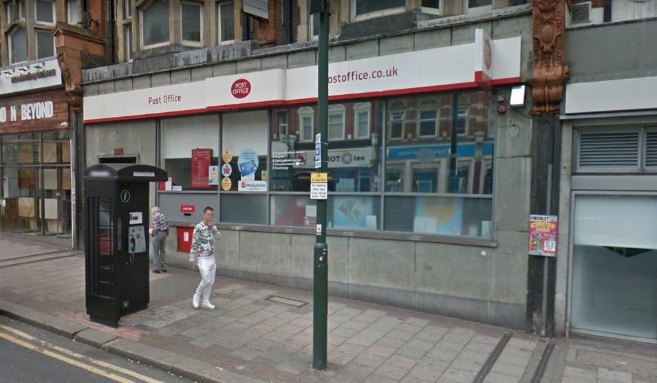 Golders Green Post Office