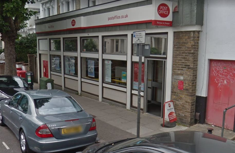 Kilburn Post Office