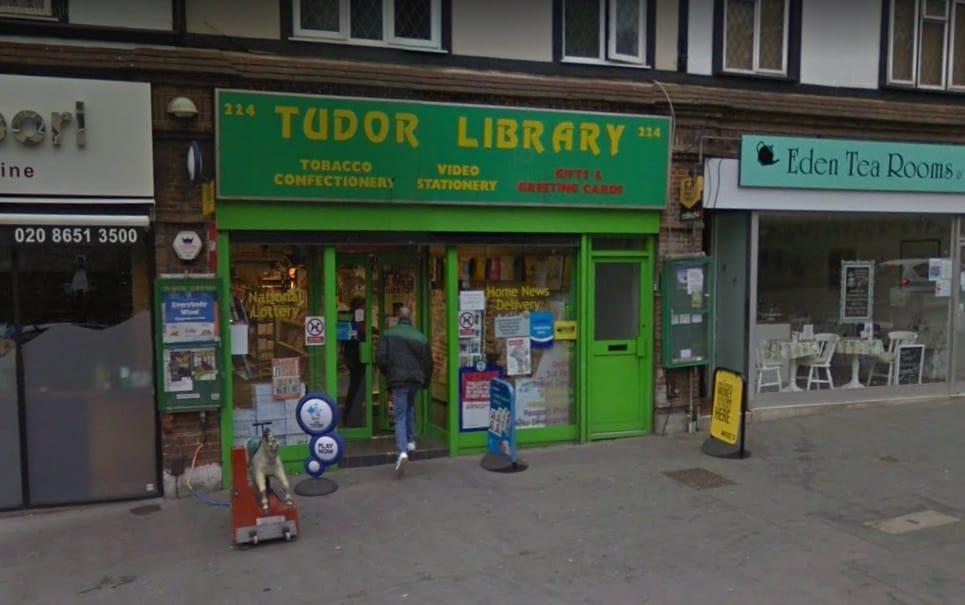 Selsdon Post Office