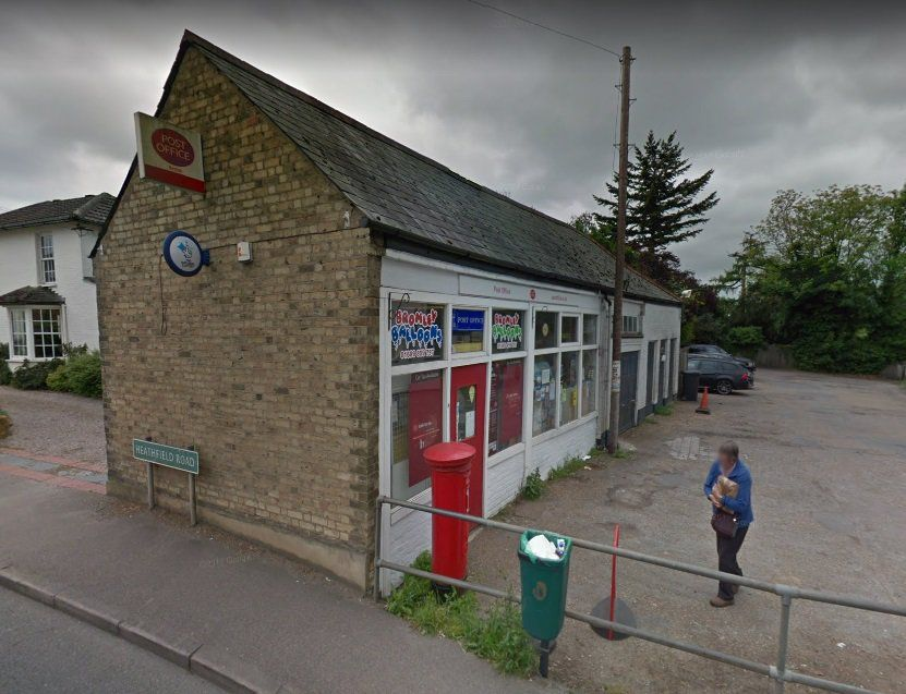 Keston Post Office