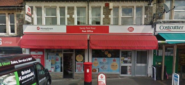Sandy Park Road Post Office
