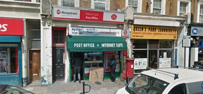 Kilburn Lane Post Office