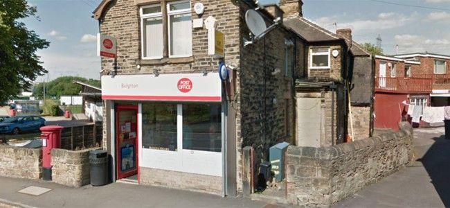 Beighton Post Office