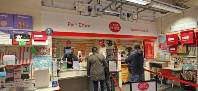 Crystal Peaks Post Office