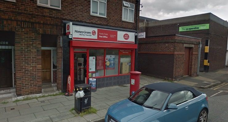 Hunts Cross Post Office